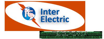SARL INTER ELECTRIC Algérie: Charpente métallique , Chaudronnerie, acier,Bois...